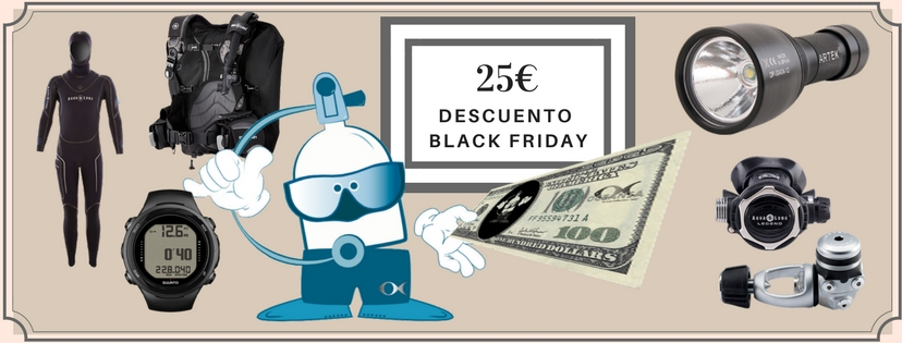 promoción black friday oceania